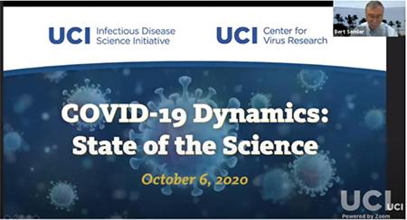 IDSI Public Seminar on COVID-19